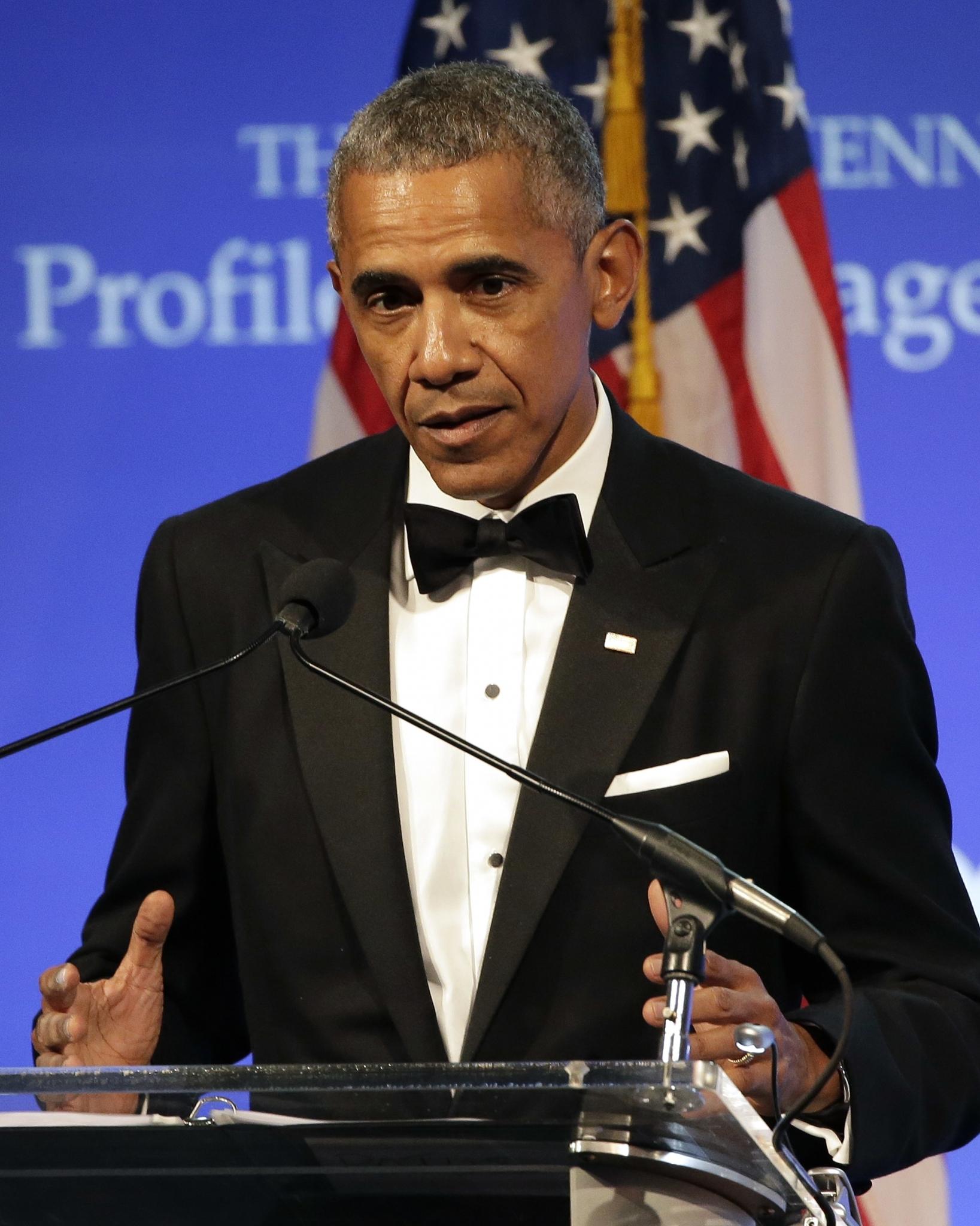 오바마케어 폐지법안. 사진은 버락 오바마 전 미국 대통령. /사진=뉴시스(AP 제공)