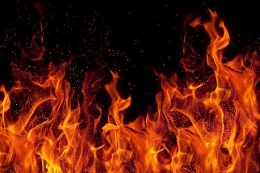 행정실 화재. 사진은 기사 내용과 무관. /사진=이미지투데이