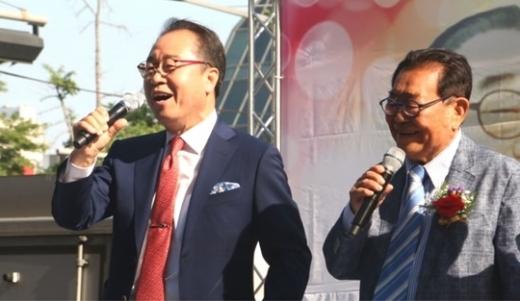 """이상벽 """"송해, 돌아가신 선친과 동갑, 아버지 같은 분"""""""