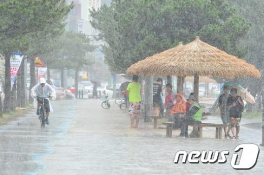 [오늘 날씨] 전국 '흐림', 곳곳 소나기… 낮 기온 30도 안팎