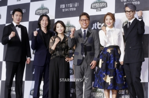 '팬텀싱어2' 첫방송, 6명 프로듀서가 꼽은 '관전포인트'
