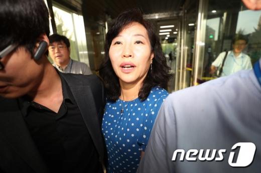 """박기영 본부장, 임명 나흘만에 자진사퇴… """"실망과 논란 드려 사과드린다"""""""