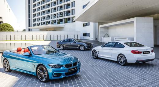 BMW 뉴 4시리즈. /사진제공=BMW그룹 코리아