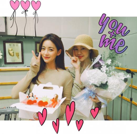 """김예원, 오연서와 절친케미… """"버팀목 되어주는 절친"""""""
