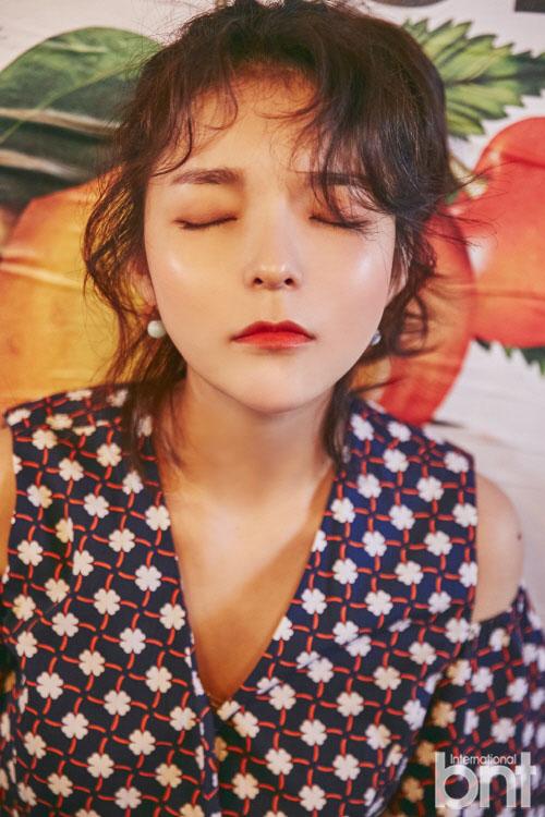 """박진주 """"'복면가왕' 이하늬 권유로 출연, 내겐 은인같은 사람"""""""