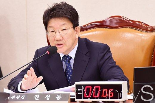 권성동. 사진은 권성동 자유한국당 의원. /사진=임한별 기자
