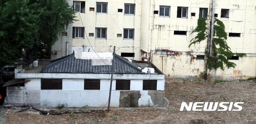 고 홍남순 변호사 사택이 5·18 사적지로 지정됐다. 사진은 지난 2014년 촬영한 홍 변호사 사택 모습. /자료사진=뉴시스