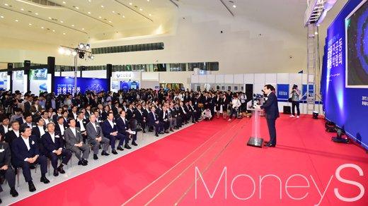 [머니S포토] 청년희망 실현 위한 금융권 공동 채용박람회