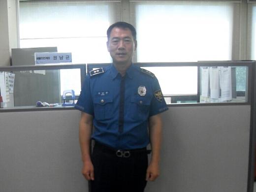 인천 중부경찰서, '그림자 치안서비스' 눈에 띄네