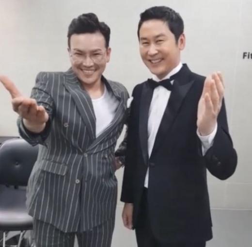"""신동엽, MC딩동 첫 단독 토크쇼 응원… """"여러분을 초대합니다"""""""