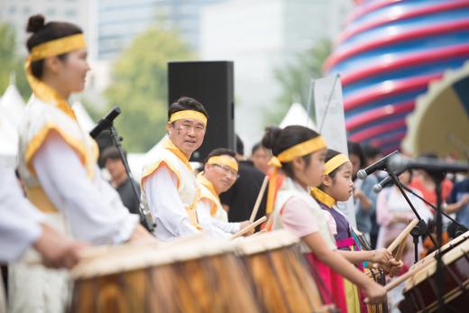 서울거리예술축제. /사진제공=서울문화재단