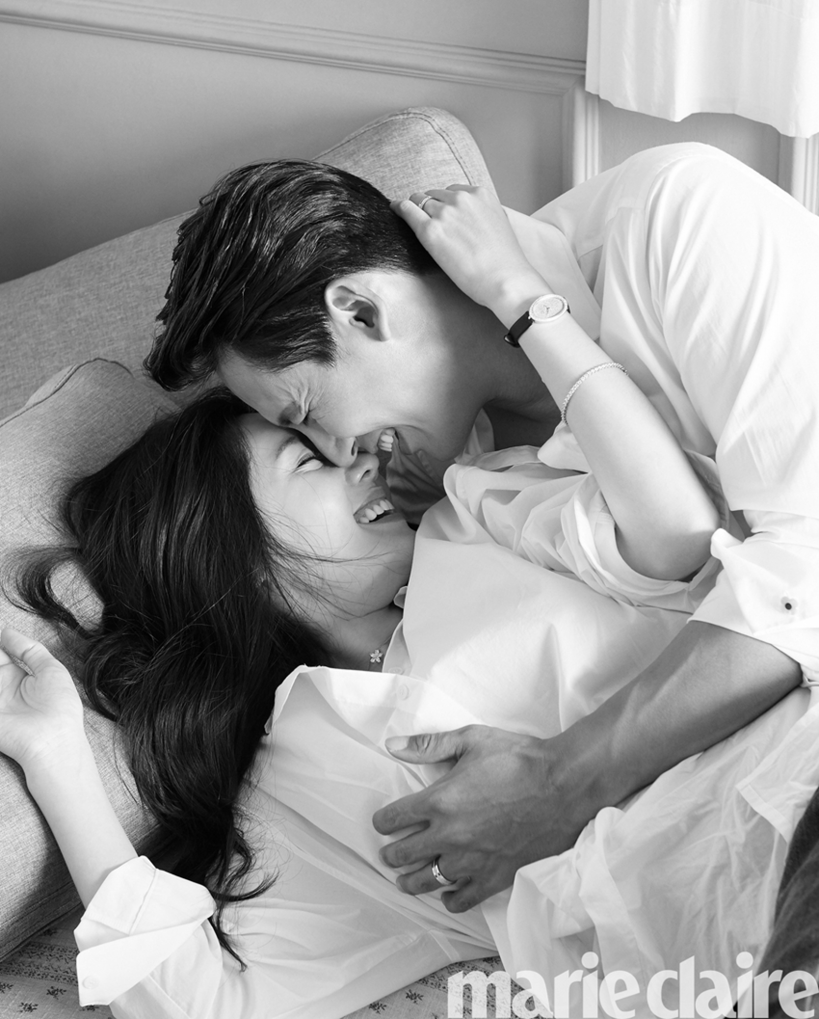"""추자현♥우효광, 꿀 떨어지는 한·중부부… """"이래서 우블리"""""""