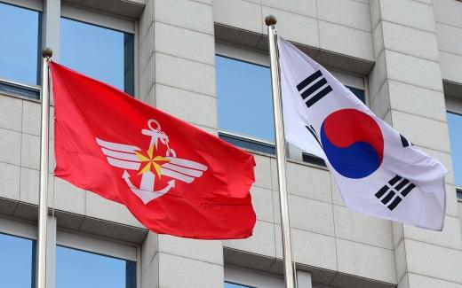 국군의 날 행사. 사진은 서울 용산구 국방부 청사. /사진=뉴시스