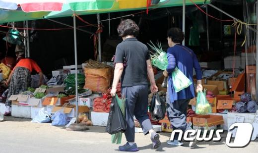 9월 소비자물가 2.1%↑… 채소류 넉달만에 하락세