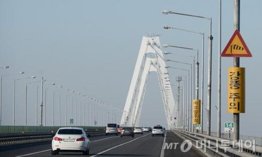 인천공항고속도로./사진=머니투데이DB