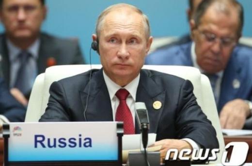블라디미르 푸틴 러시아 대통령./사진=뉴스1DB