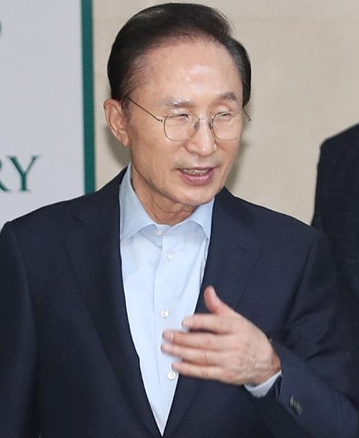 이명박 전 대통령. /사진=뉴스1