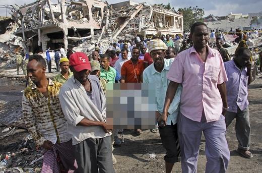 소말리아 테러. /사진=뉴시스(AP 제공)