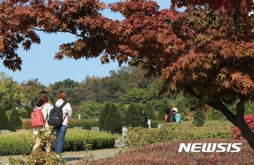 [오늘 날씨] 전국 대체로 맑음… 낮 기온 20도 안팎 '선선'