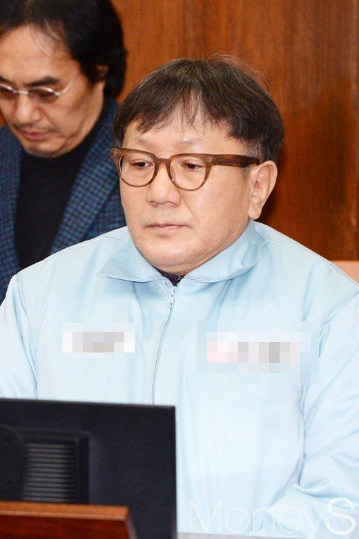 송성각. 사진은 송성각 전 한국콘텐츠진흥원 원장. /사진=사진공동취재단