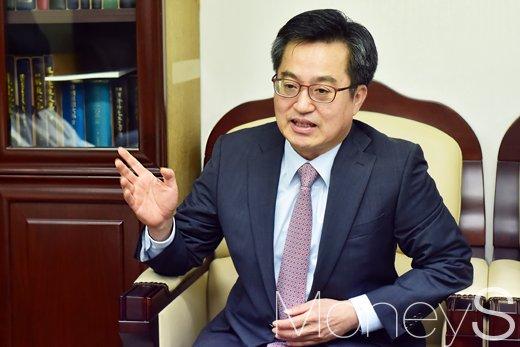 종교인 과세. 사진은 김동연 경제부총리 겸 기획재정부 장관. /사진=임한별 기자