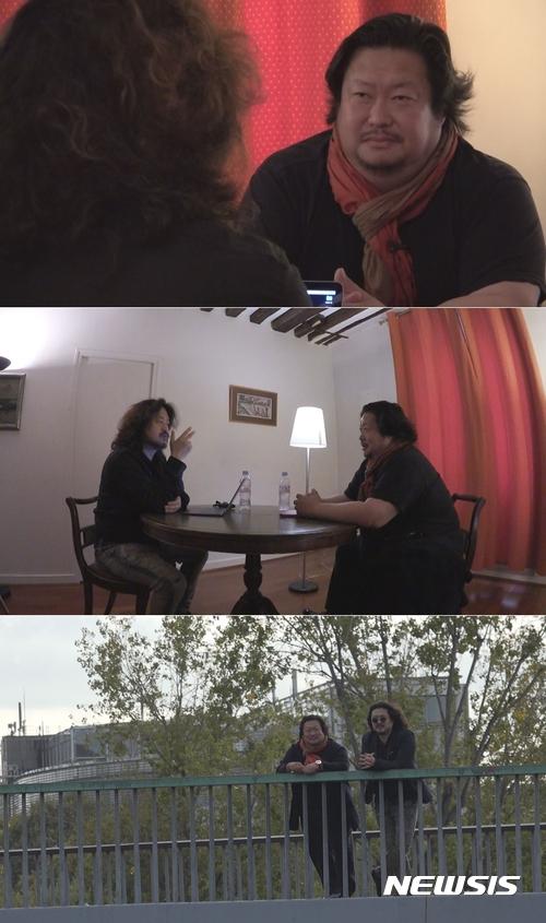 4일 밤 방송된 '김어준의 블랙하우스'에서는 세월호 사건을 두고 고 유병언의 장남 유대균이 출연해 심경을 고백했다. /사진=뉴시스(SBS 제공)
