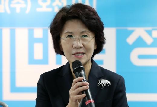 진수희. 바른정당. 사진은 진수희 바른정당 최고위원. /사진=뉴스1