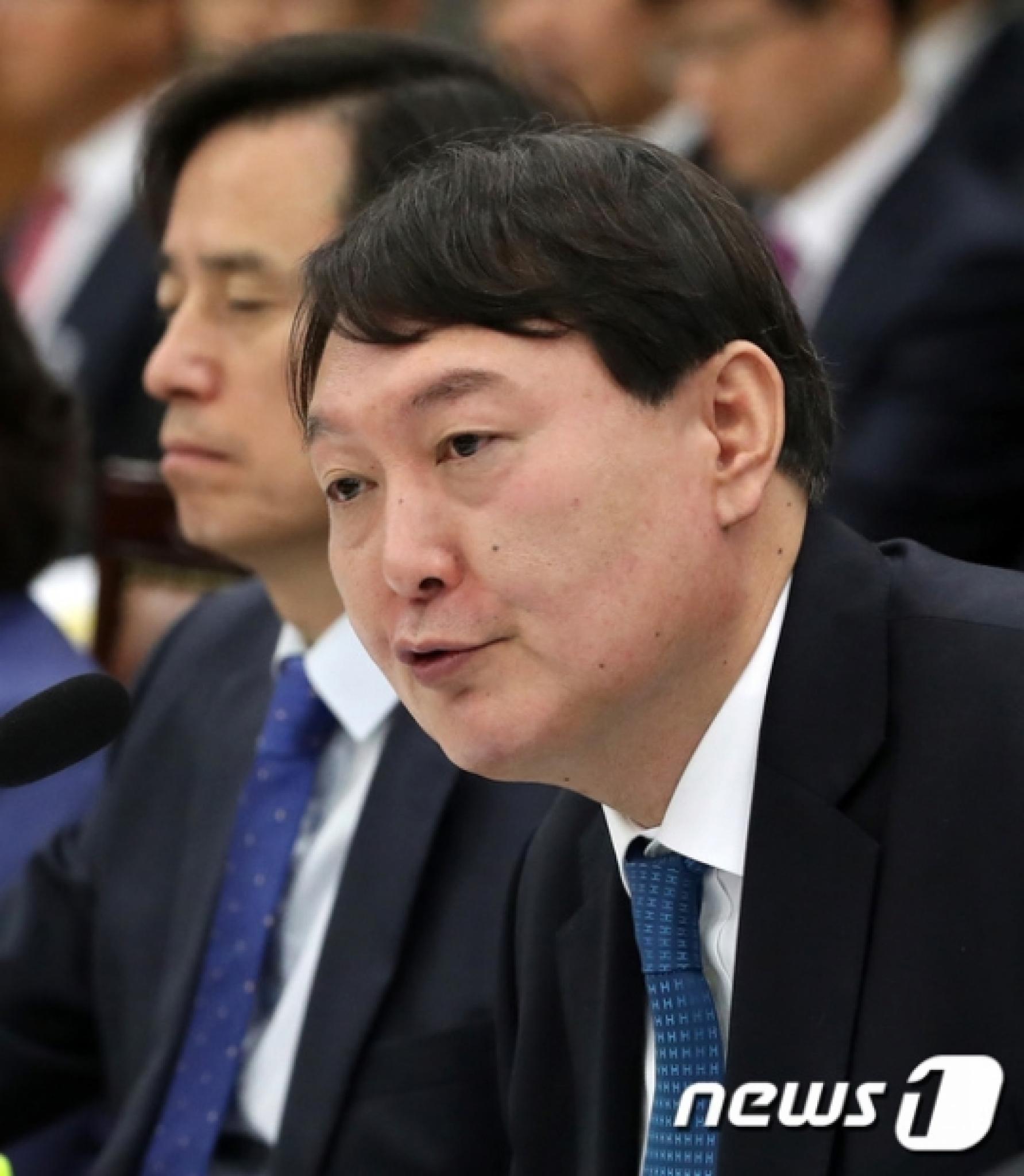 윤석열 서울중앙지검장. /사진=뉴스1