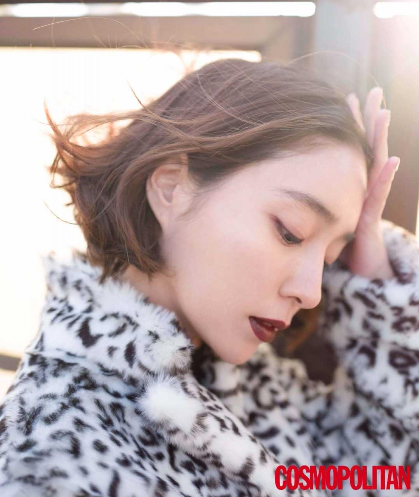 """[★화보] 이민정 """"나이 드니 절절한 멜로·스릴러 도전하고파"""""""