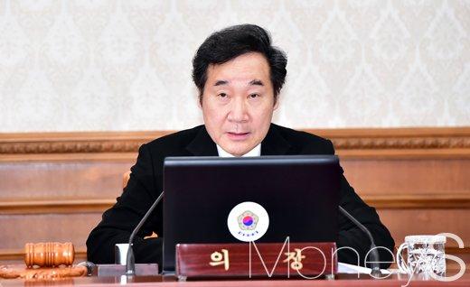 [머니S포토] 이낙연 총리, '사회적 참사 특별법' 관련 이민호군 언급