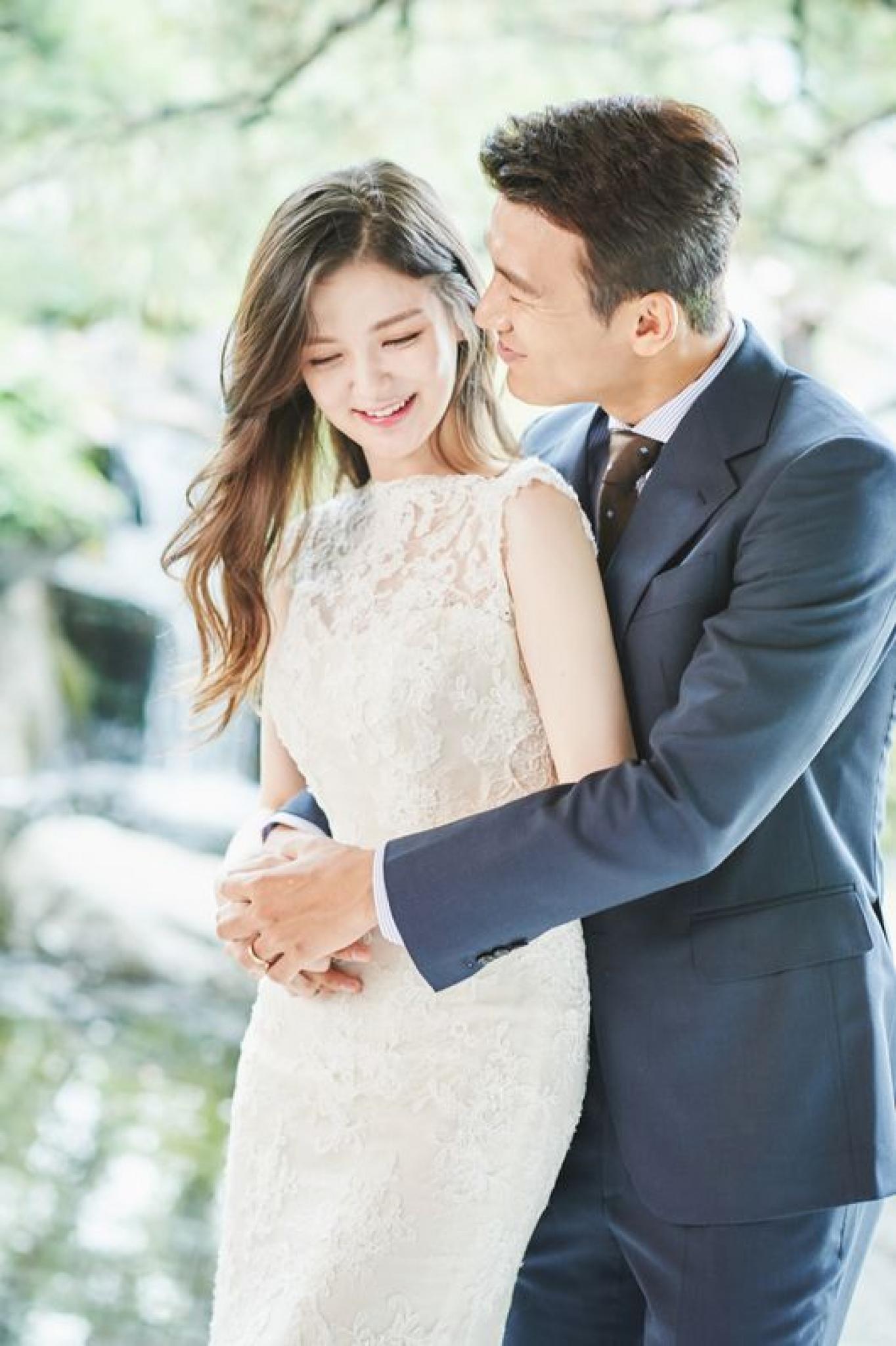 """한교원 한소라 결혼, 3년 열애 끝 12월 백년가약… """"최선 다하겠다"""""""