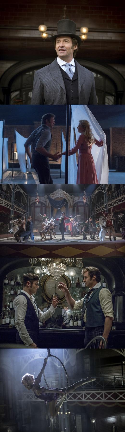 '위대한 쇼맨' 휴 잭맨이 돌아온다… 압도적인 스케일+화려한 영상미