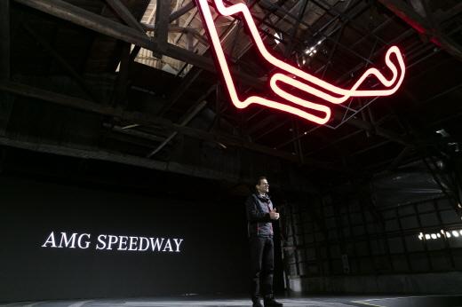 메르세데스-벤츠 코리아가 삼성물산과 제휴, AMG 스피드웨이를 활용하게 됐다. /사진=메르세데스-벤츠 코리아 제공