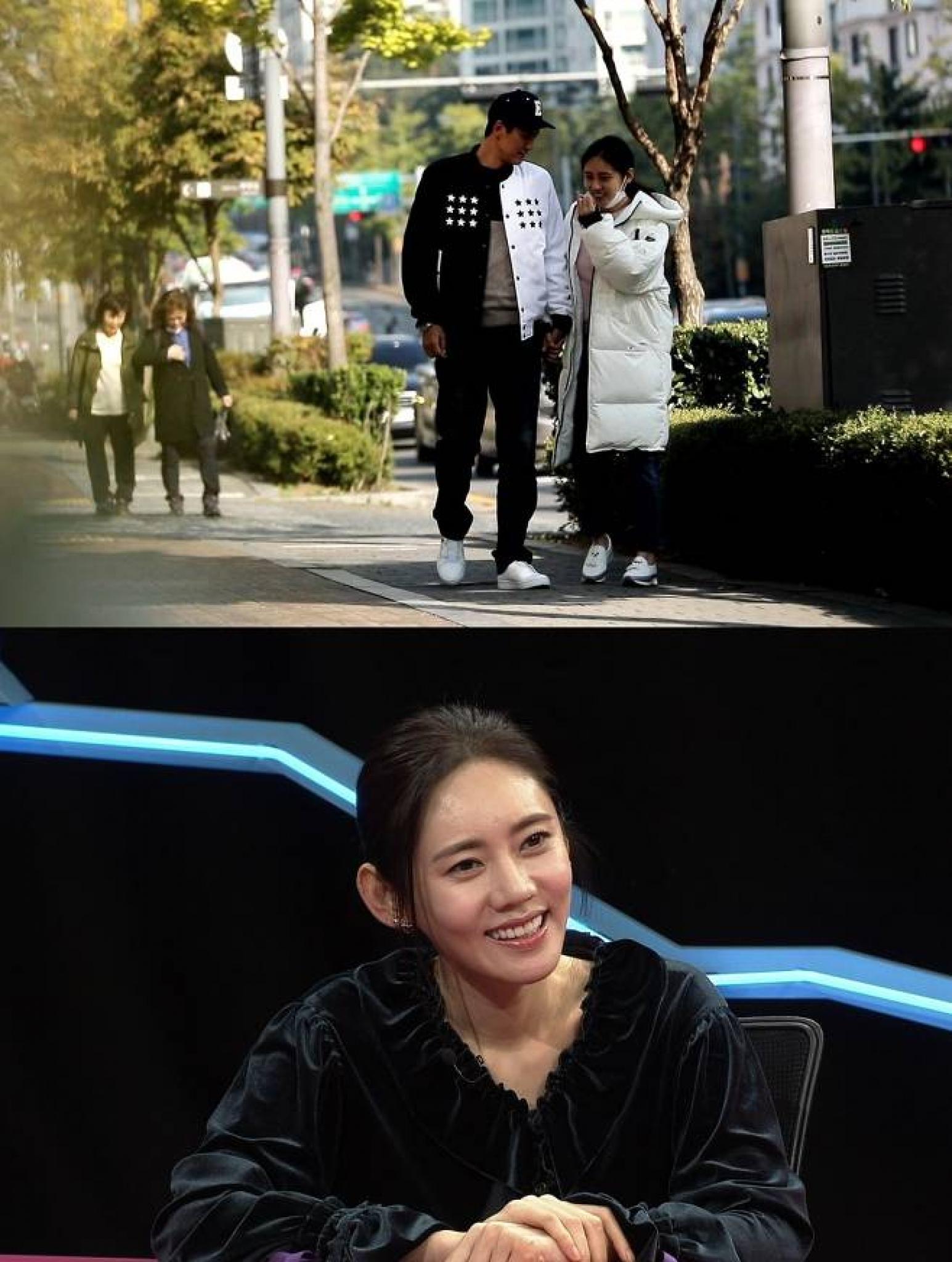 """'동상이몽2' 우효광, 추자현과 아기 심장소리에 감격… """"너무 신비로워"""""""