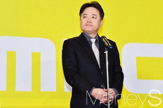 [머니S포토] 방문진 최승호 사장 선임 '위기의 MBC 다시 일어설까?'