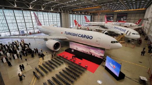 터키항공, 보잉 777 화물기 첫 도입 /사진=터키항공 제공