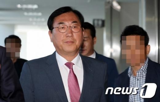 '공직선거법 위반' 나용찬 괴산군수, 항소심도 당선무효형