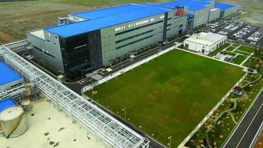 SK이노베이션 충남 서산 배터리공장 전경. /사진제공=SK이노베이션