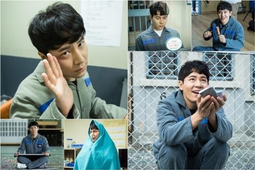 슬기로운 감빵생활 이규형. /사진=tvN '슬기로운 감빵생활'