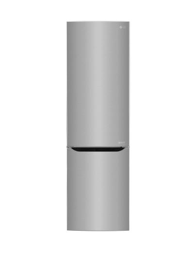 LG전자의 343리터 상냉장 하냉동 냉장고(모델명: GBB60PZEFS). / 사진=LG전자