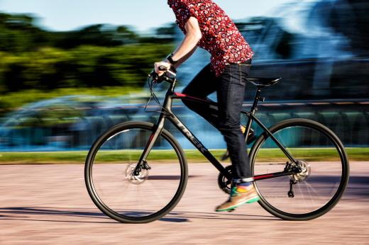 트렉의 입문용 자전거 FX 시리즈. /사진=트렉
