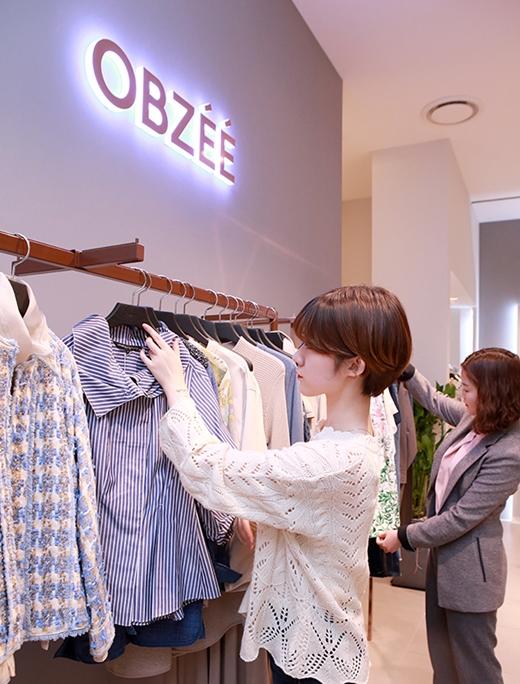현대아울렛이 '한섬 패밀리 패션 위크'를 진행한다. /사진=현대백화점
