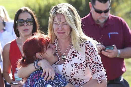 /사진=파크랜드(미 플로리다주) AP/뉴시스