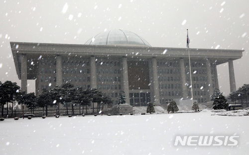 여의도 국회의사당/사진=뉴시스