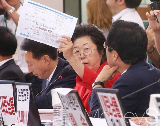 이은재 자유한국당 의원./사진=임한별 기자