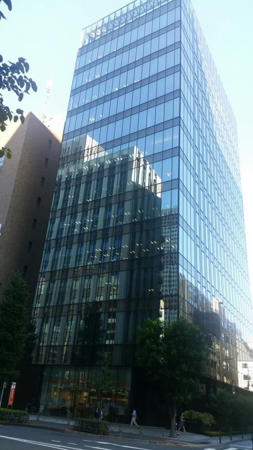 일본 도쿄의 J트러스트그룹 본사. /사진=J트러스트그룹