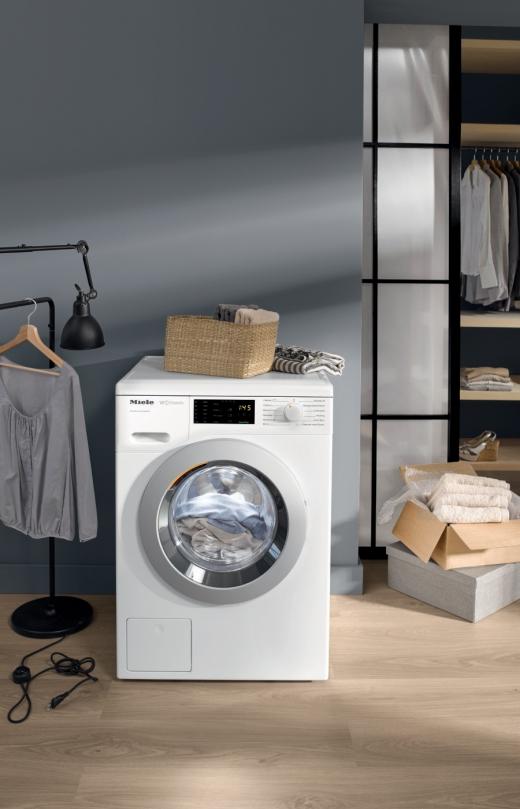 밀레에서 출시한 'W1 클래식' 드럼세탁기. / 사진=밀레코리아