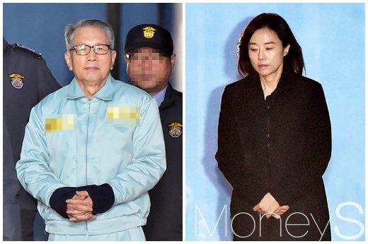 김기춘, 조윤선 /사진=임한별 기자