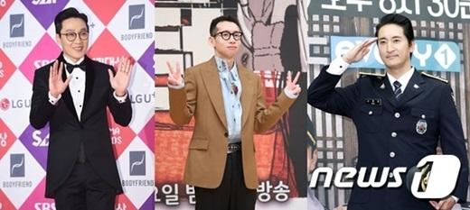 이휘재, 봉태규, 신현준.(왼쪽부터) /사진=뉴스1