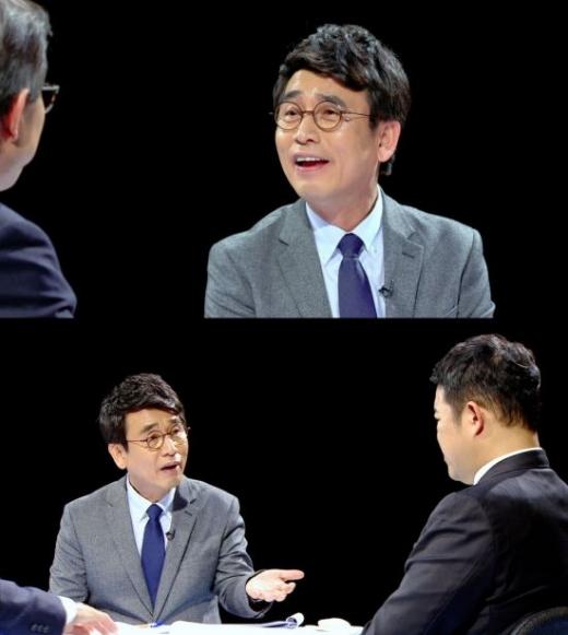 유시민 작가. / 사진=JTBC '썰전' 캡처